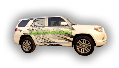 VEHICLE WRAP PRICING - MIGHTYWRAPS, A US Logo Company
