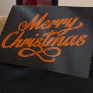 Promotional Products - Ditch Witch Christmas Card Side B