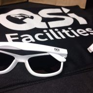 Promotional Products - Quality Solutions Incorporated Logo'd Sun Glasses