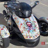 MotorCycles Wraps
