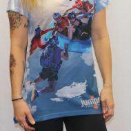 Jumper Sportswear - Sublimated T-Shirts Design