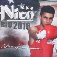 Nico Hernandez Road to the Olympics