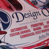 Design One, LLC Upholstery Fabricators Sublimated Floor Mat