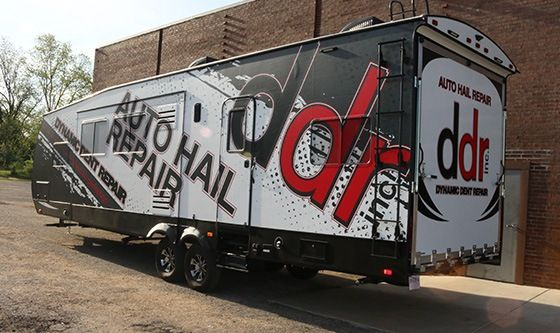 Paintless Dent Removal Cost >> TRAILER WRAPS 2018 - MIGHTYWRAPS - Trailer Wraps Cost