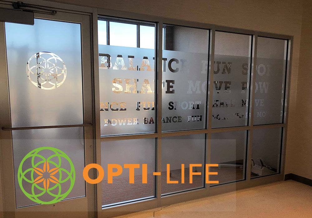 Indoor at Opti-Life Health & Fitness - https://opti-life.com/
