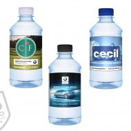 Promotional Products - Labeled Water Bottles