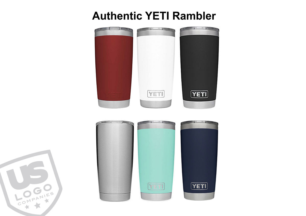 What customer wouldn't value a promotional Yeti Tumbler with your logo on it?