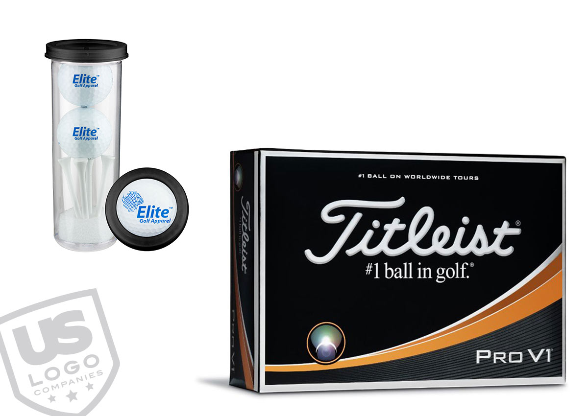 Promotional Products golf ball and tee kits - promotional product