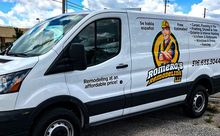 TOP MARKETING BENEFITS OF VEHICLE WRAPS