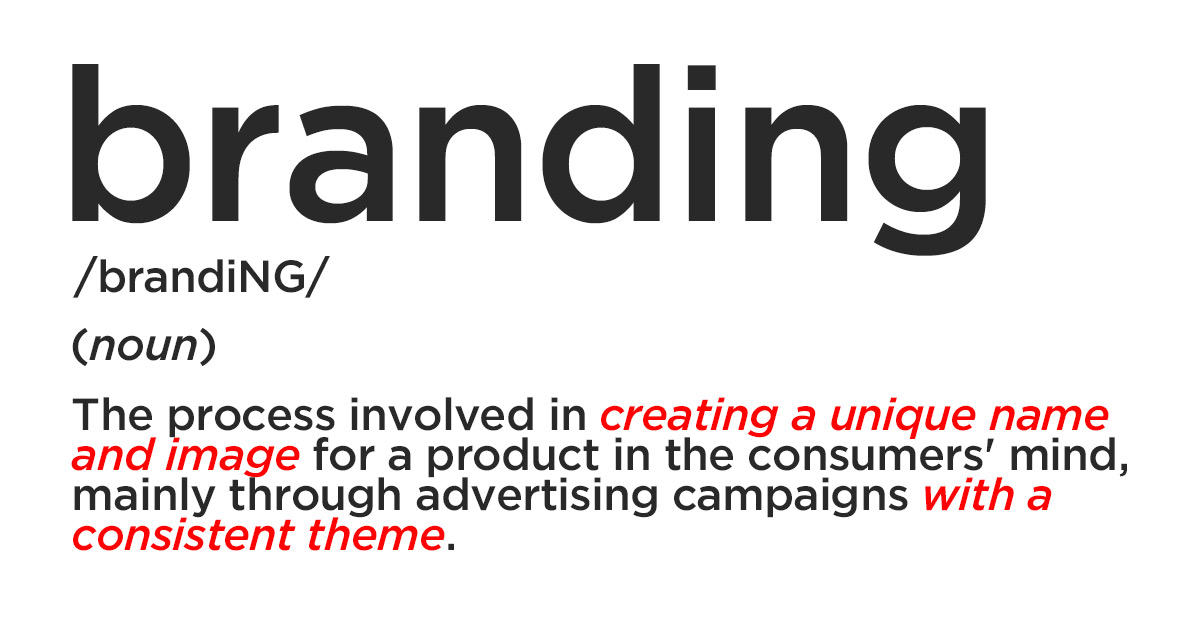 How to Create a Branding Strategy - the definition of branding - what is branding