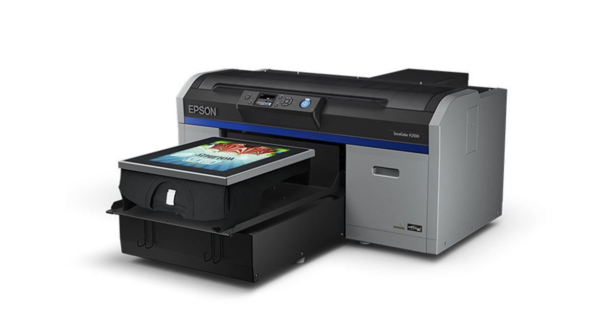The Best Printers for Logo Printing on the Market - Epson F2100